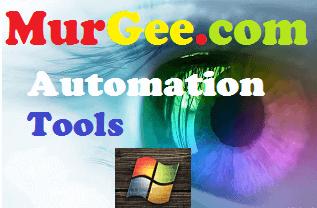 Visit MurGee.com to download Windows Automation Utilities